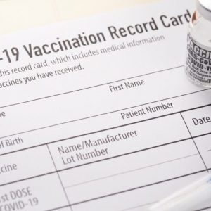 Buy COVID-19 Vaccine Card for sale