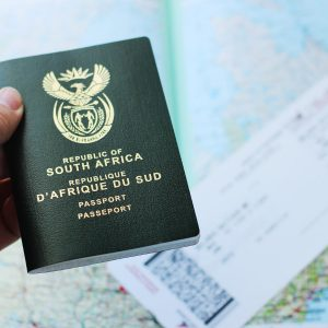 Apply for a South African passport online
