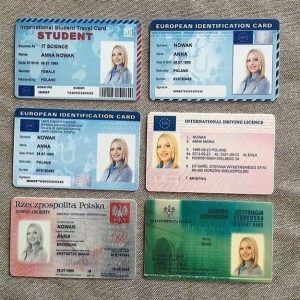 SOUTH AMERICAN DRIVERS LICENSE FOR SALE