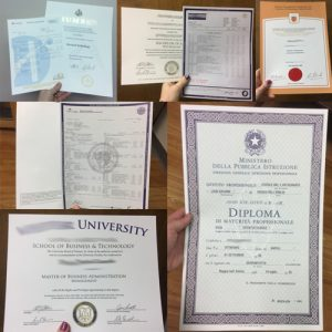 Buy College Degrees for Sale