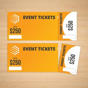 Buy your events tickets online